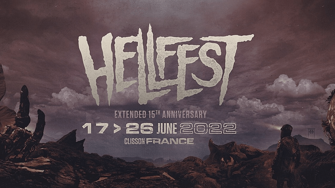 Scene News: NUCLEAR BLAST RECORDS 36 bands to play HELLFEST 2022!