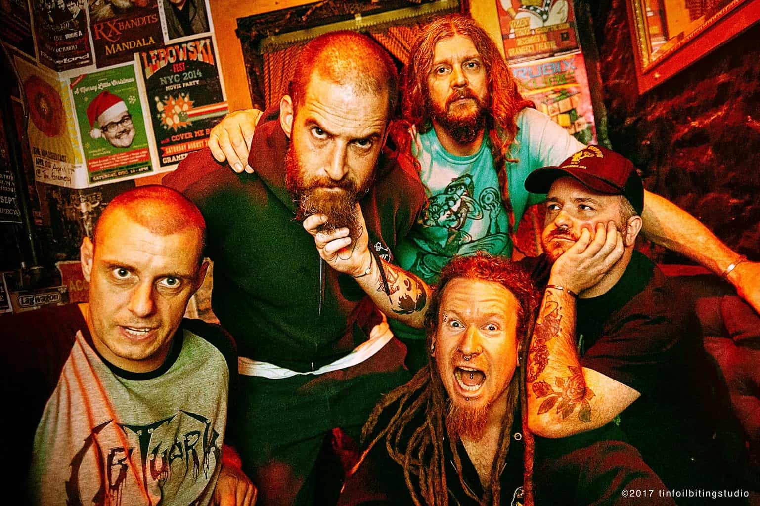 Scene News: King Parrot's 10 Year Anniversary Tour tour starts this Friday!