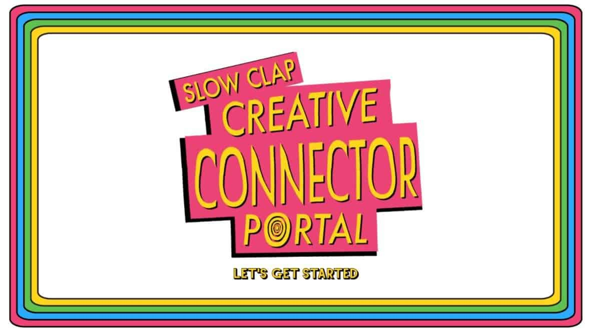 Scene News: SLOW CLAP launches new creative outsourcing service for the music industry, the Slow Clap Creative Connector Portal.
