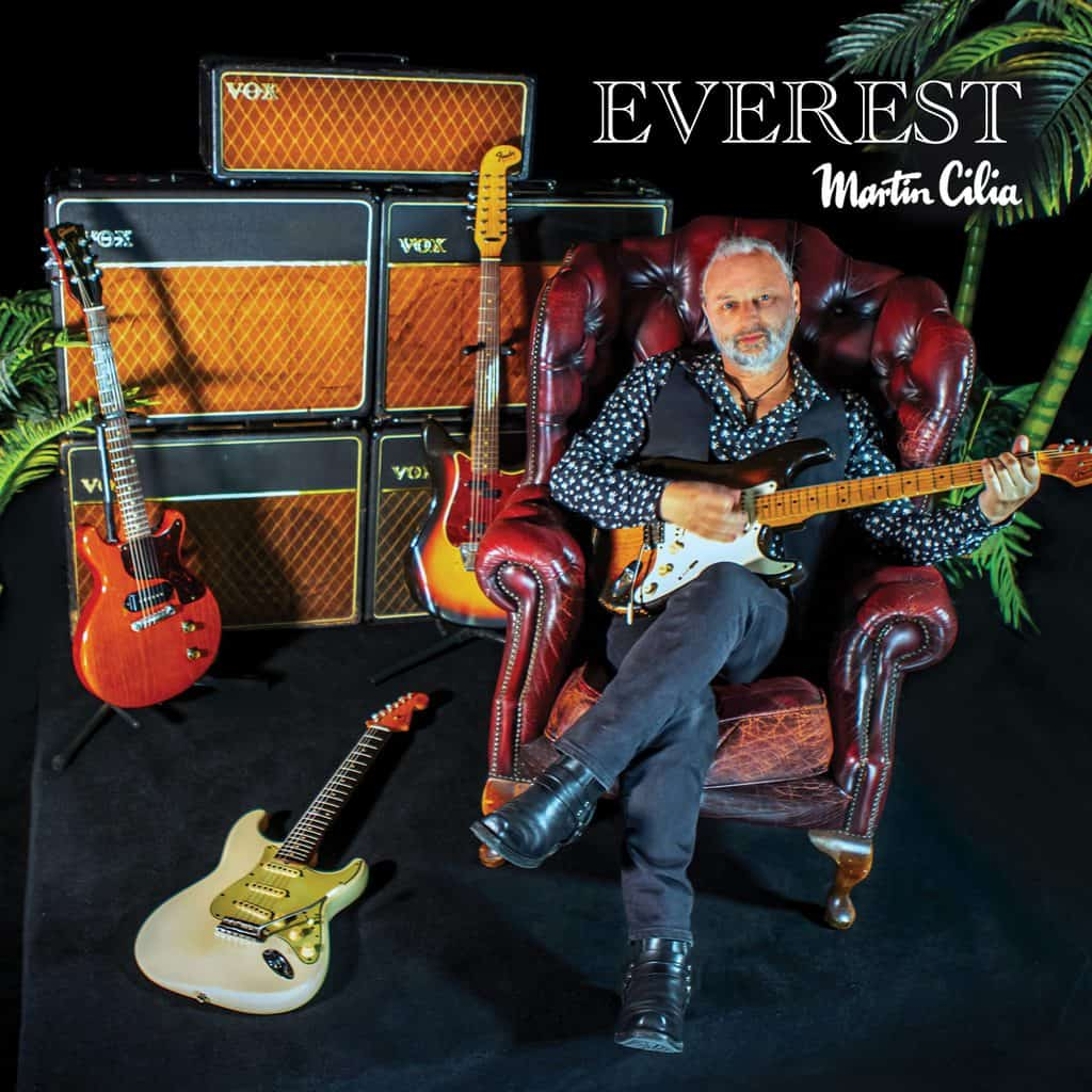 Scene News: New Release: Everest by Martin Cilia