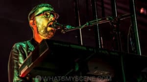 Snap Scene: ALT-J - Sidney Myer Music Bowl - Thursday 7th Dec