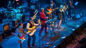 Review Scene: The APIA Good Times Tour - Mental As Anything, Black Sorrows, Colin Hay & Deborah Conway, Hamer Hall - 26th May 2017