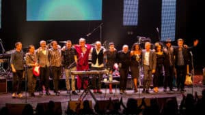 Snap Scene: The APIA Good Times Tour - Mental As Anything, Black Sorrows, Colin Hay & Deborah Conway, Hamer Hall - 26th May 2017