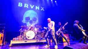 Snap Scene: The Bronx, Forum Theatre, Melbourne 27th October 2017