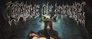 Review Scene: Cradle Of Filth - Hammer of the Witches, 2015