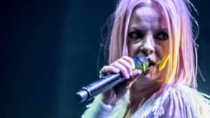 Snap Scene: Garbage & Tiny Little Houses,  Regent Theatre Melbourne, Thurs 24th Nov 2016