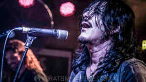 Snap Scene: Gilby Clarke - Cherry Bar, ACDC Lane - Friday 1st December 2017
