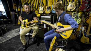 Snap Scene: Melbourne Guitar Show Day 2 - Sunday 6th August 2017