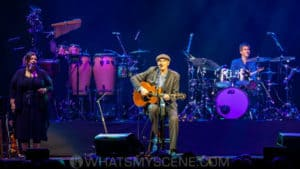 Snap Scene: James Taylor, Rod Laver Arena, Melbourne. 8th February 2017