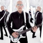 Scene News: Joe Satriani: New Album 'What Happens Next' January 12 Featuring Glenn Hughes on Bass & Chad Smith on Drums