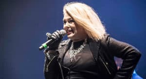 Snap Scene: Kim Wilde, The Palais, 11th November 2016