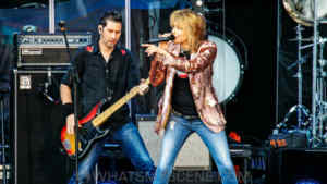 Snap Scene: The Pretenders at A Day on the Green, Rochford Wines, 18th November 2017
