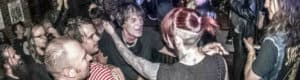 Snap Scene: Richie Ramone - The Tote, 31st October 2016