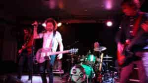 Review Scene: Kim Salmon & the Scientists, The Barwon Club, Geellong - 30th October 2017