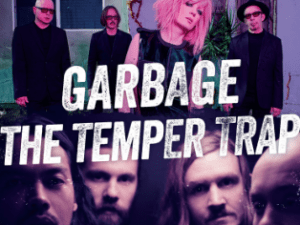 garbage temper trap a day on the green
