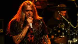 Snap Scene: Sebastian Bach, Forum Theatre, Melbourne - 28th October 2017