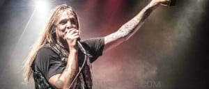 Snap Scene: Sebastian Bach - The Forum Theatre, 25th September 2015