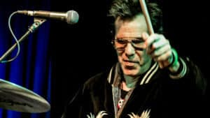 Snap Scene: Slim Jim Phantom & 59 Sharp, The Flying Saucer Club - 17th May 2017