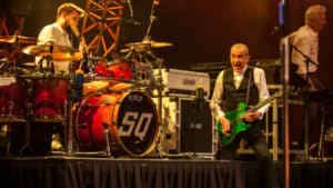 Snap Scene: Status Quo & Dino Jag, Hamer Hall, Melbourne. 24th October 2017