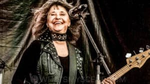 Review Scene: Suzi Quatro. Red Hot Summer tour. Mornington. 20th Jan 2018