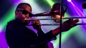 Snap Scene: Trombone Shorty - 170 Russell, Melbourne. 11th April 2017