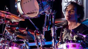 Snap Scene: Drummers' Special: Flashback Friday - Virgil Donati, Drumscene Magazine Clinic, Croxton Park - 29th November 2010