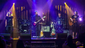 Snap Scene: National Songwriting Awards with The Waifs, Christine Anu, Canterbury Hurlstone Park RSL, 22nd November 2017