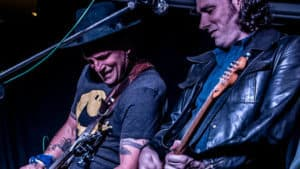 Snap Scene: Kim Volkman and the Whiskey Priests & Thousands Left Stranded - the Inkie - 7th April 2017