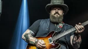Snap Scene: Zac Brown Band, Margaret Court Arena - 19th April 2017
