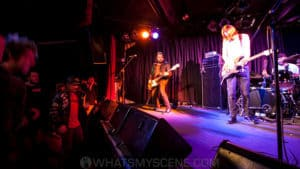 Snap Scene: Batpiss, Corner Hotel, 7th December 2017