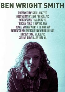 ben wright smith tour dates copy