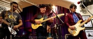 Snap Scene: Flashback Friday - Dave Graney & the MistLY, Basement Discs Melbourne, 13th July 2012