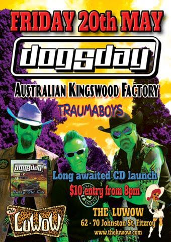 dogsday poster