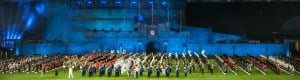 Snap Scene: Edinburgh Tattoo, Etihad Stadium, 11th February 2015