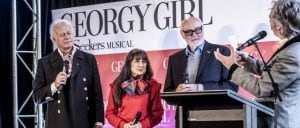 Snap Scene: Georgy Girl Media call, Myer Music Bowl 24th August 2015