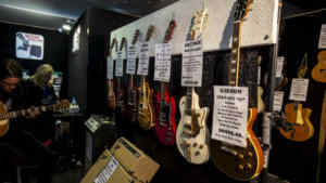 Review Scene: The 2017 Melbourne Guitar Show, 5th & 6th August 2017