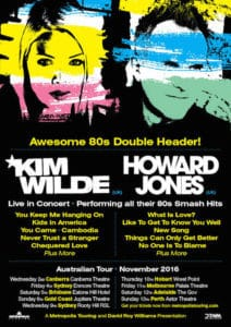 Kim Wilde Howard Jones