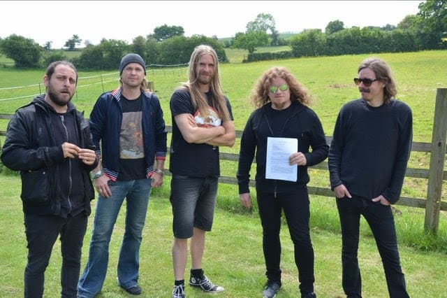 opeth contract