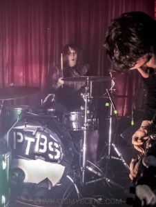 A Place To Bury Strangers (APTBS) - Cherry Bar, Melbourne - 27th Feb 2019 by Mary Boukouvalas (12 of 25)
