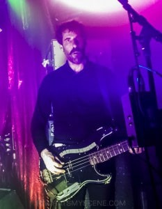 A Place To Bury Strangers (APTBS) - Cherry Bar, Melbourne - 27th Feb 2019 by Mary Boukouvalas (13 of 25)