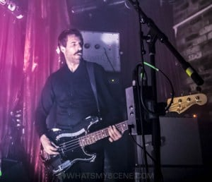 A Place To Bury Strangers (APTBS) - Cherry Bar, Melbourne - 27th Feb 2019 by Mary Boukouvalas (14 of 25)