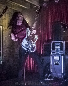 A Place To Bury Strangers (APTBS) - Cherry Bar, Melbourne - 27th Feb 2019 by Mary Boukouvalas (16 of 25)