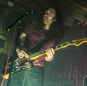 A Place To Bury Strangers (APTBS) - Cherry Bar, Melbourne - 27th Feb 2019 by Mary Boukouvalas (20 of 25)
