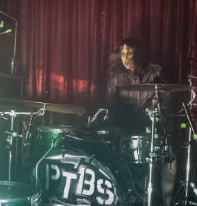 A Place To Bury Strangers (APTBS) - Cherry Bar, Melbourne - 27th Feb 2019 by Mary Boukouvalas (23 of 25)