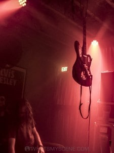 A Place To Bury Strangers (APTBS) - Cherry Bar, Melbourne - 27th Feb 2019 by Mary Boukouvalas (24 of 25)