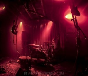 A Place To Bury Strangers (APTBS) - Cherry Bar, Melbourne - 27th Feb 2019 by Mary Boukouvalas (25 of 25)
