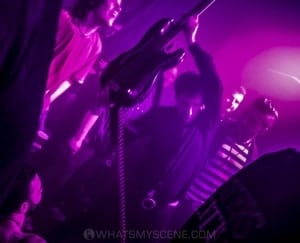 A Place To Bury Strangers (APTBS) - Cherry Bar, Melbourne - 27th Feb 2019 by Mary Boukouvalas (6 of 25)