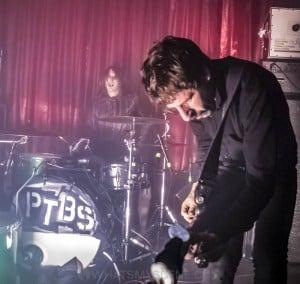 A Place To Bury Strangers (APTBS) - Cherry Bar, Melbourne - 27th Feb 2019 by Mary Boukouvalas (9 of 25)
