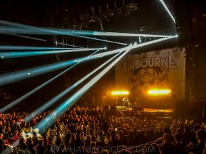 Airborne, Quodos Bank Arena, Sydney 15th February 2020 by Mandy Hall (26 of 27)