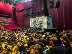 Airborne, Quodos Bank Arena, Sydney 15th February 2020 by Mandy Hall (27 of 27)